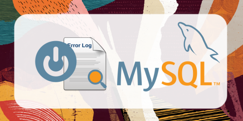 MySQL 8.0 – Who stopped mysqld and how long did it take ?