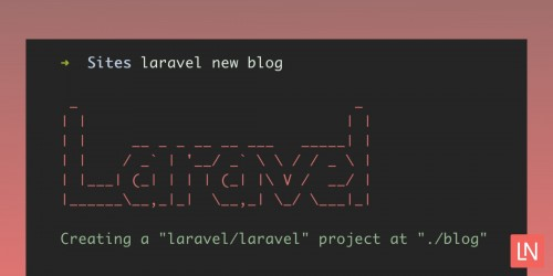 Reminder: Update your Laravel Installer