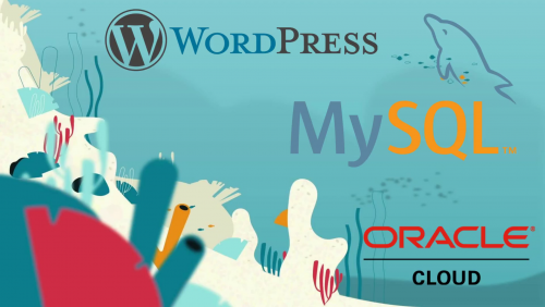 Deploy WordPress on OCI using MDS – updated version
