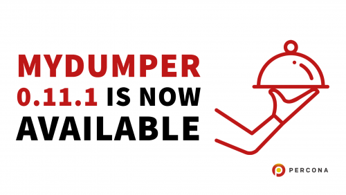 MyDumper 0.11.1 is Now Available